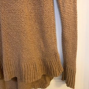 Madewell Sweaters - Madewell Chronicle Texture Tan Sweater
